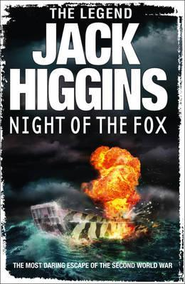 Book cover of Night of the Fox