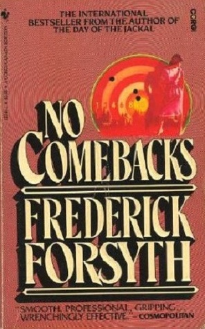 Book cover of No Comebacks