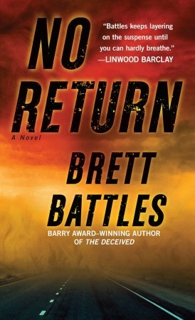 Book cover of No Return