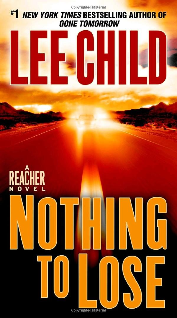 Book cover of Nothing to Lose