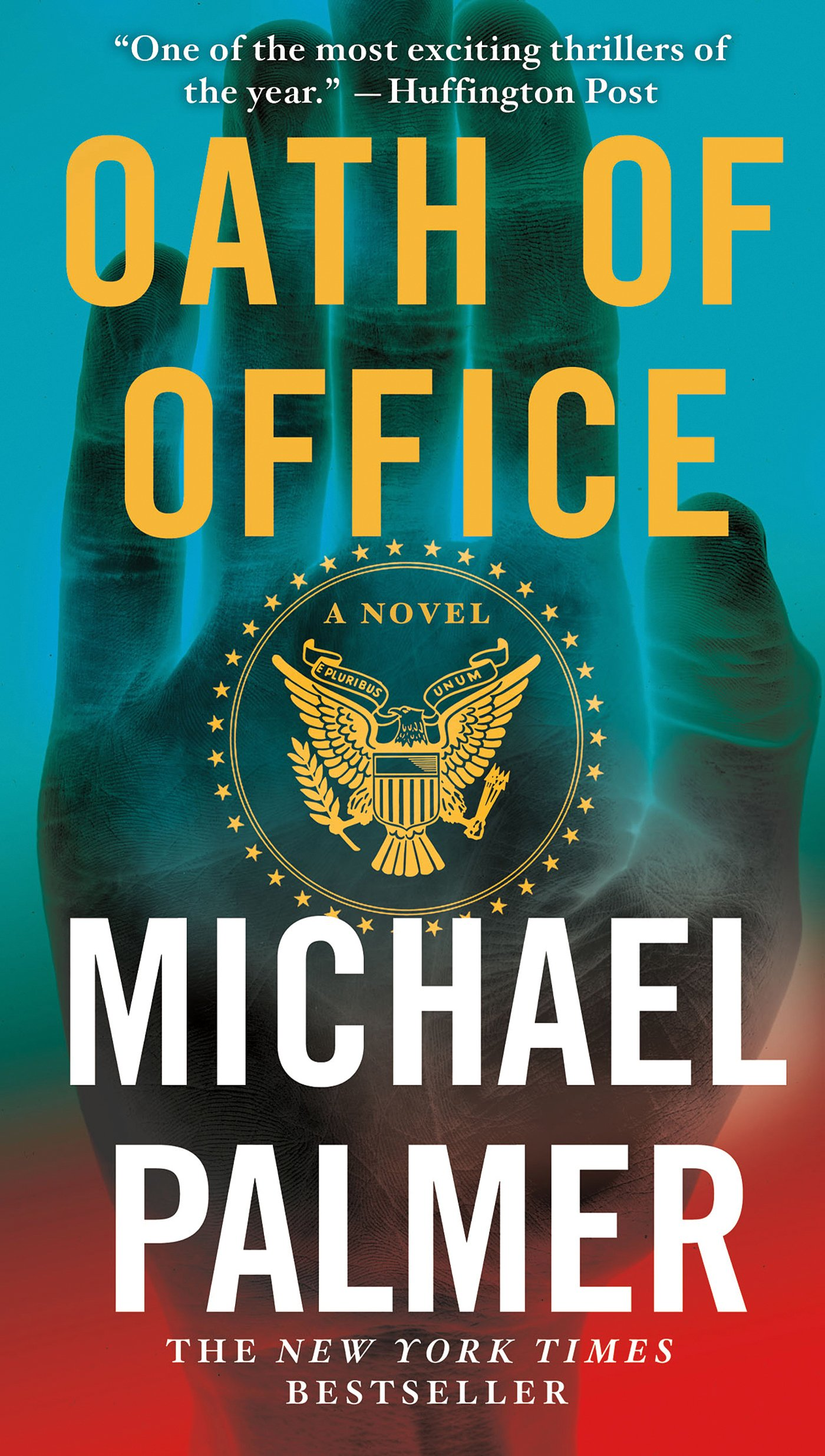 Book cover of Oath of Office