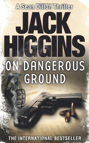 Book Cover of On Dangerous Ground