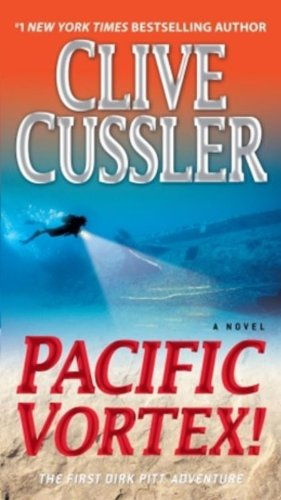Book Cover of Pacific Vortex
