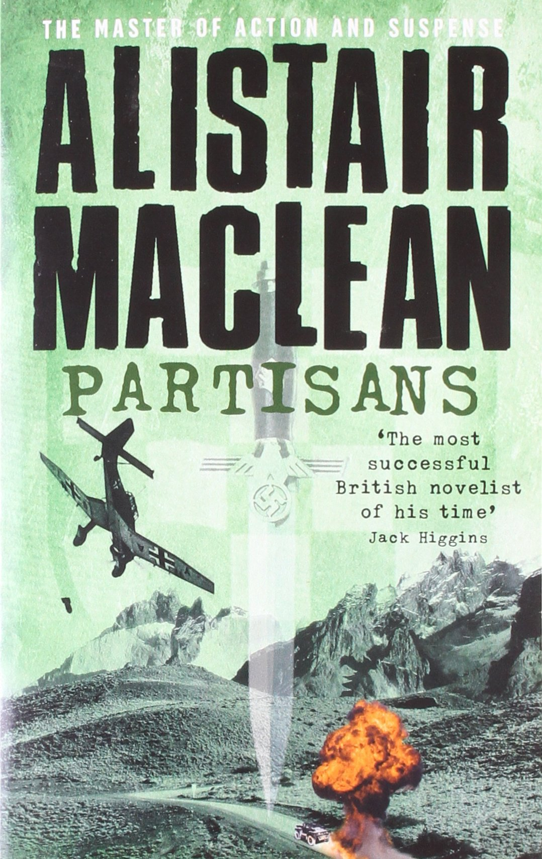 Book Cover of Partisans