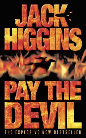 Book cover of Pay the Devil