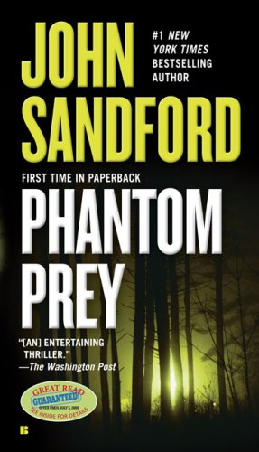 Book Cover of Phantom Prey