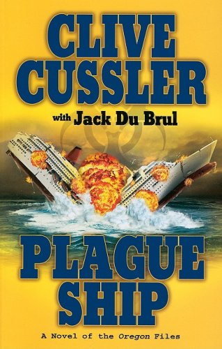 Book Cover of Plague Ship