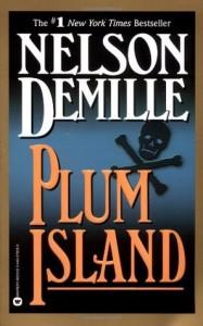 Book cover of Plum Island