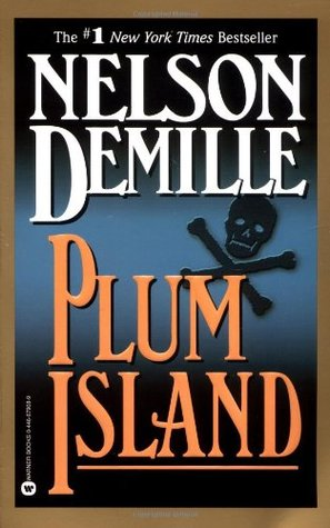 Book cover of Plum Island