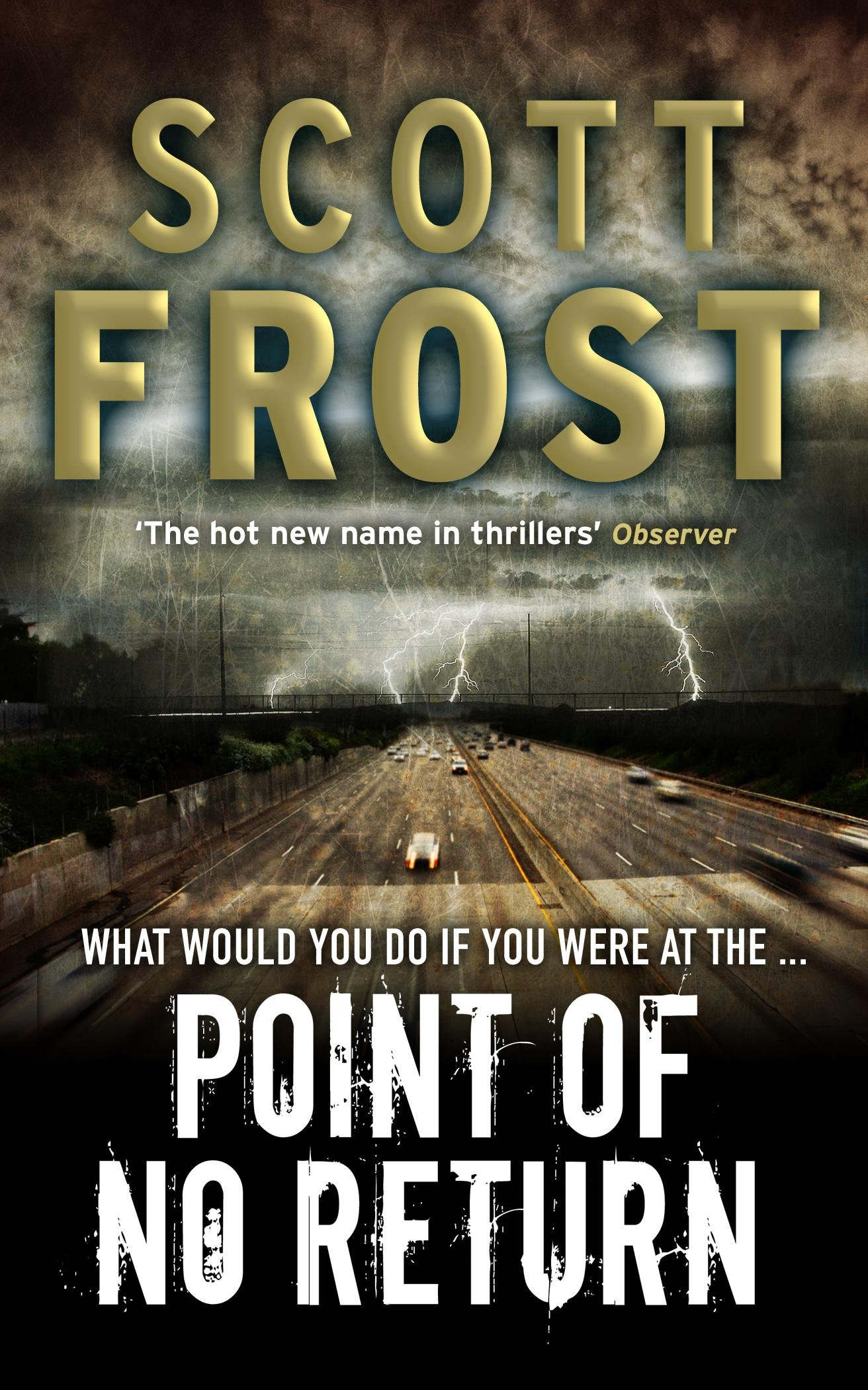 Book cover of Point of No Return