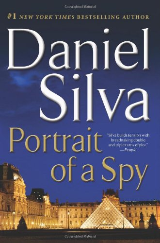 Book Cover of Portrait of a Spy