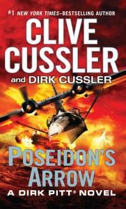 Book Cover of Poseidon's Arrow