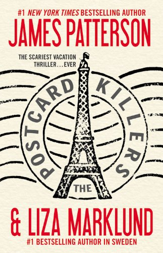 Book Cover of Postcard Killers