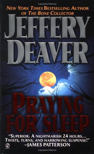 Book cover of Praying for Sleep