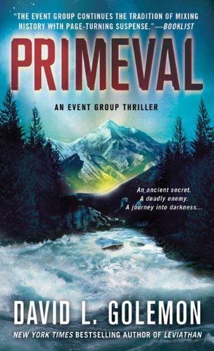 Book cover of Primeval