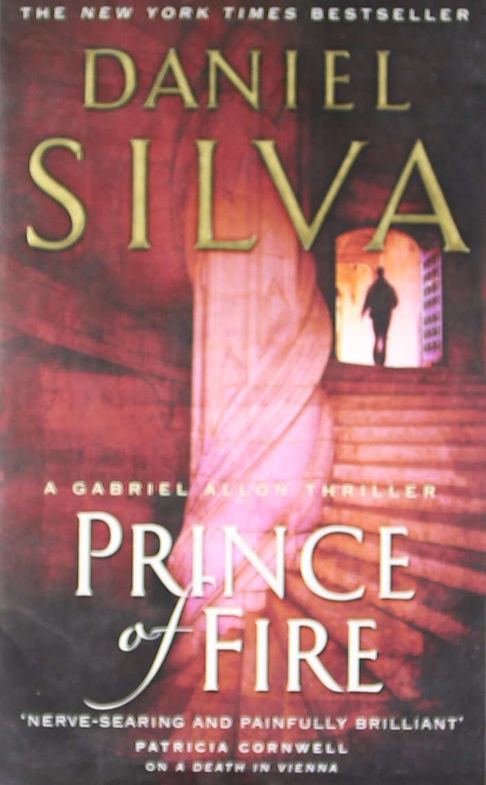 Book Cover of Prince of Fire