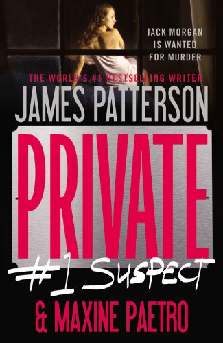 Book cover of Private #1 Suspect