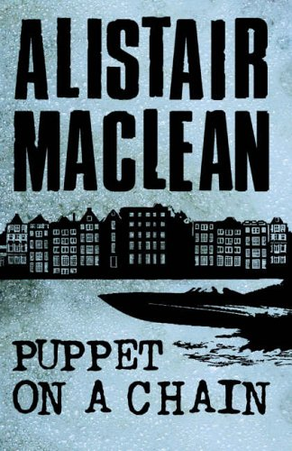 Book Cover of Puppet on a Chain