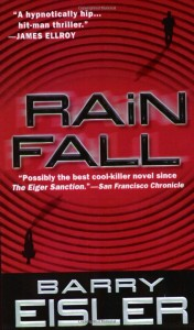 Book cover of Rain Fall (A Clean Kill in Tokyo)