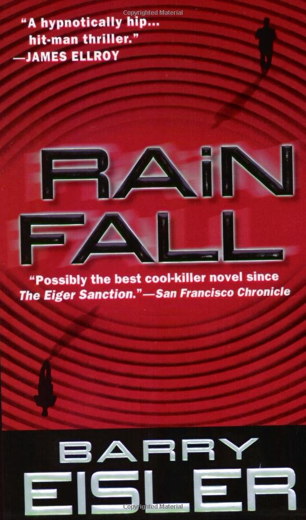 Book cover of Rain Fall (A Clean Kill in Tokyo)