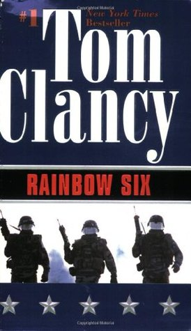 Book cover of Rainbow Six