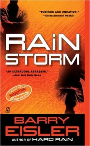 Book cover of Rainstorm (Choke Point and Winner Take All)
