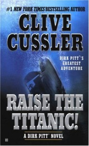 Book Cover of Raise the Titanic!