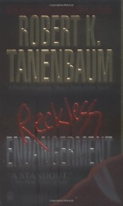 Book cover of Reckless Endangerment