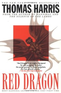 Book Cover of Red Dragon