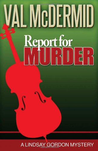 Book cover of Report for Murder