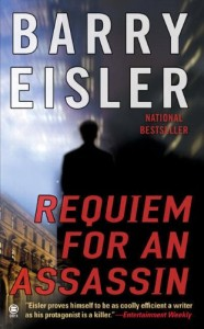 Book cover of Requiem For An Assassin (The Killer Ascendant)
