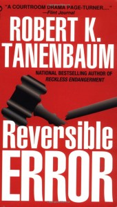 Book cover of Reversible Errors