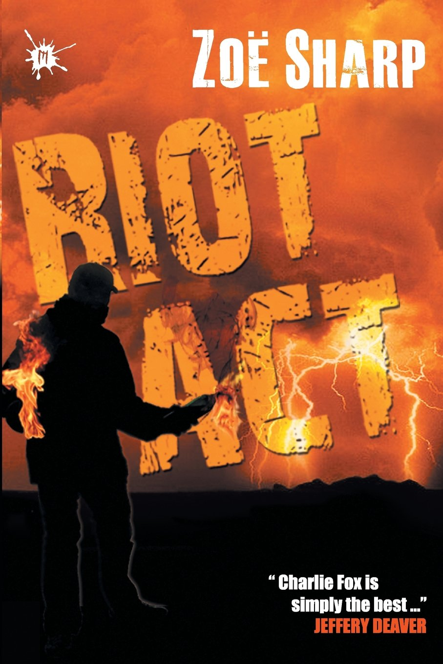 Book Cover of Riot Act
