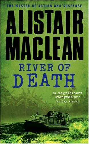 Book Cover of River of Death