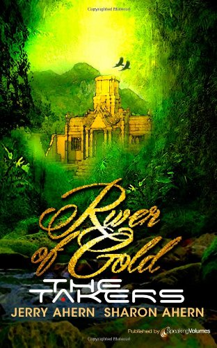 Book cover of River of Gold
