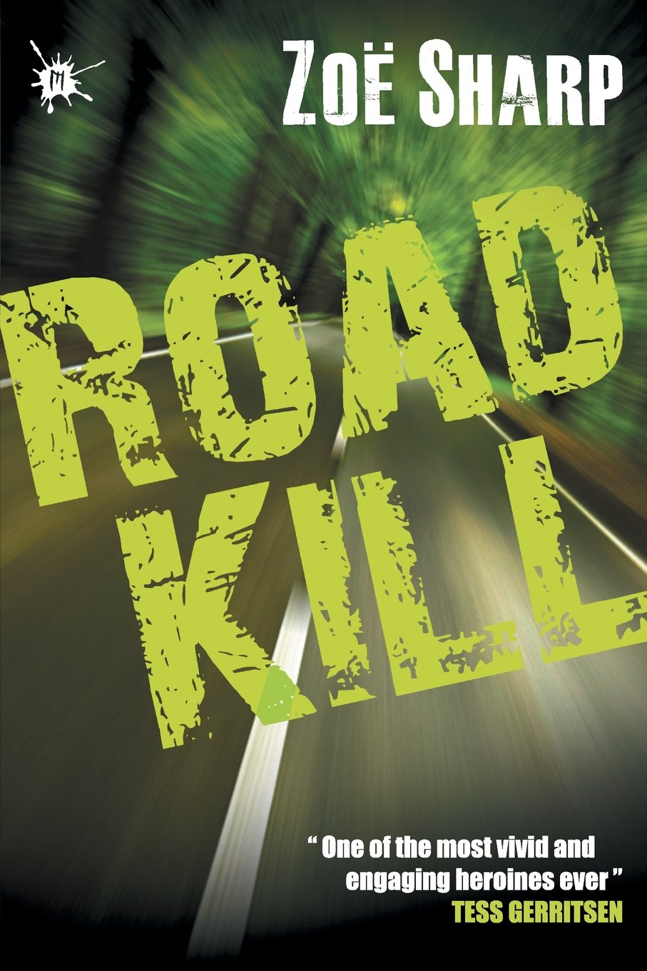 Book Cover of Road Kill