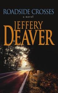 Book cover of Roadside Crosses