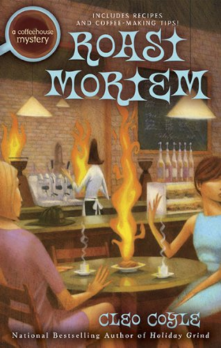 Book cover of Roast Mortem