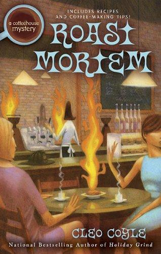 Book cover of Roast Mortem