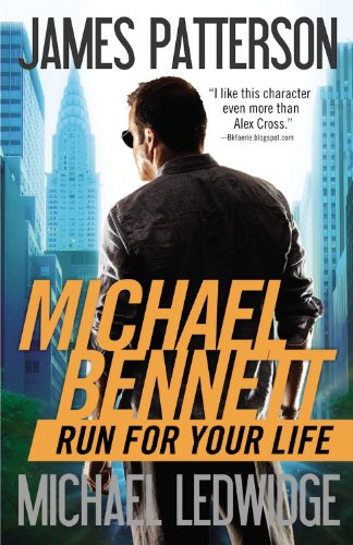 Book Cover of Run for Your Life