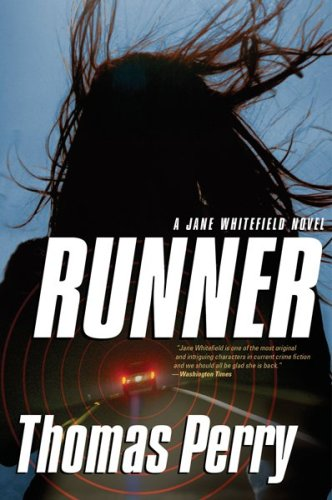 Book cover of Runner