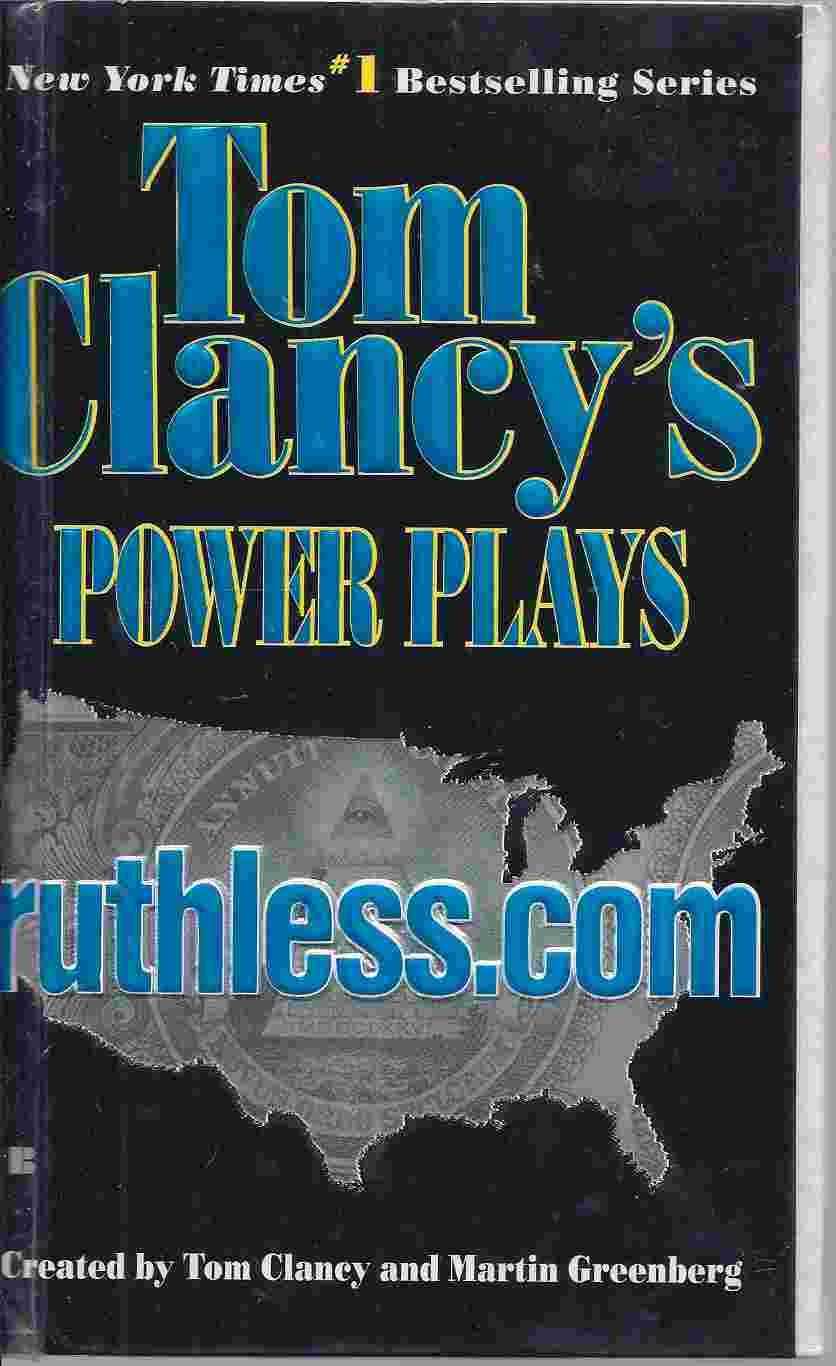 Book cover of Ruthless.com