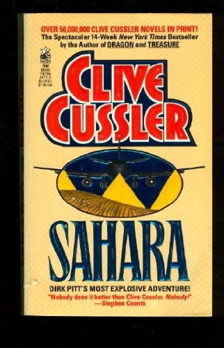 Book Cover of Sahara