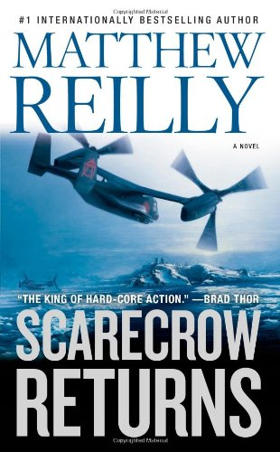 Book cover of Scarecrow and the Army of Thieves (Scarecrow Returns)