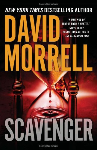 Book cover of Scavenger