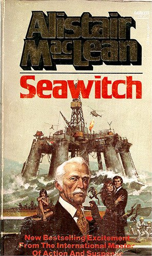 Book Cover of Seawitch