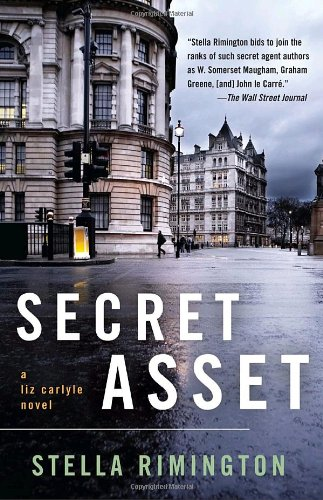 Book cover of Secret Asset