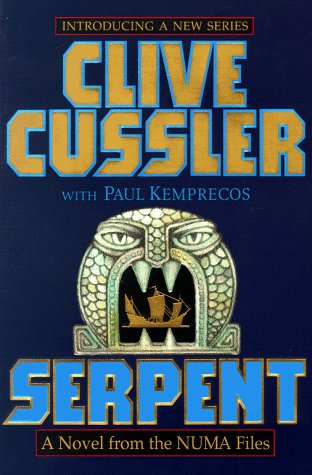 Book Cover of Serpent