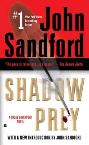 Book Cover of Shadow Prey