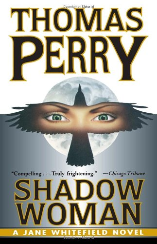 Book cover of Shadow Woman